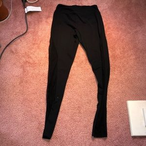 Garage Pants & Jumpsuits - Leggings with mesh